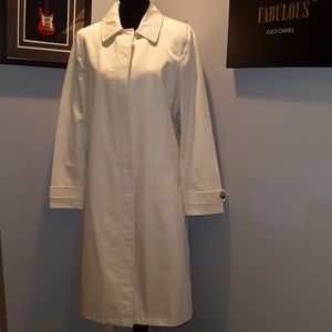 NWT lightweight trench coat